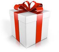 プレゼントは包装する