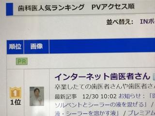 日本ブログ村PV(読まれているページ数)ランキング