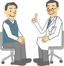 患者説明の上手な先生のイメージ